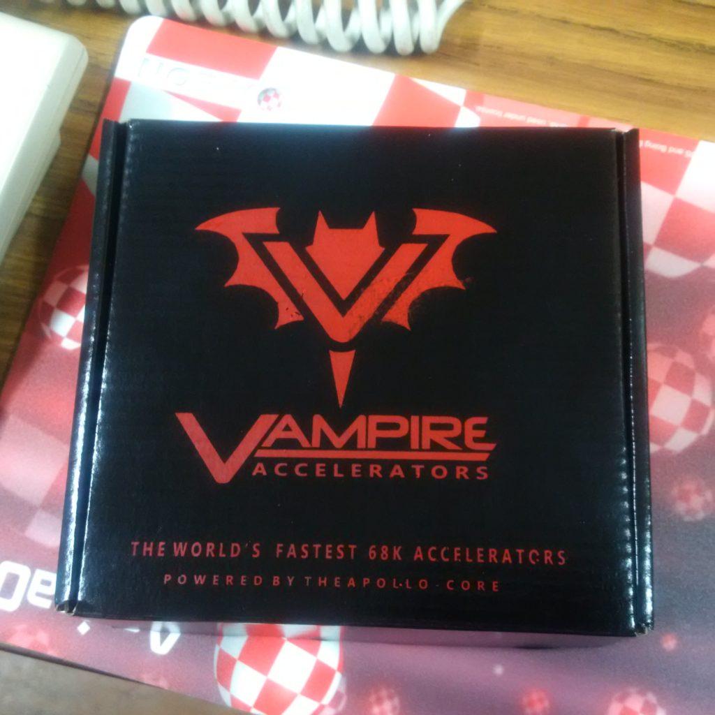 Rod's Vampire 500 Box